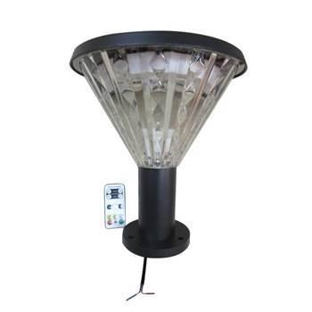 图片 SUN-DYZT Outdoor solar lamp with pole/1*4