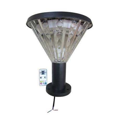 Picture of SUN-DYZT Outdoor solar lamp with pole/1*4