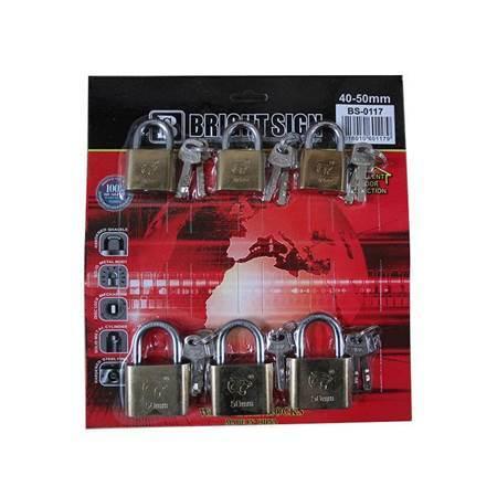 Imagem de BS-0117 40-50mm Wang huan locks/1*20