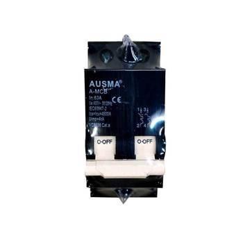 Picture of Aus 2p 63A minirail circuit breaker/1*120