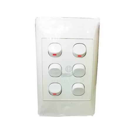 Picture of A106(SIX LEVER SWITCH PLUG)/1*120