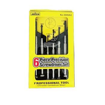 Picture of 0006AZ 6Piece precision screwdriver/1*200