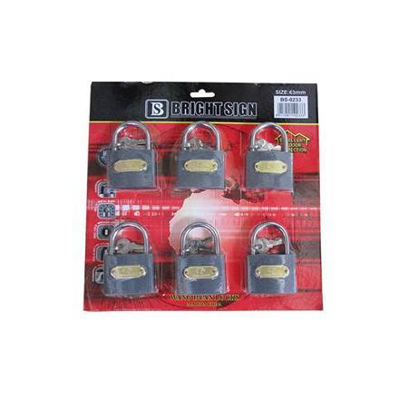 图片 BS-0233 63*6P LOCK/1*20
