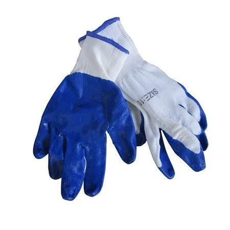 图片 Blue & white gloves/1*600