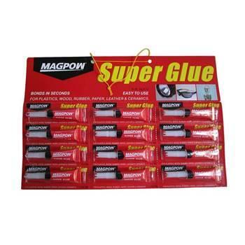 Picture of MPC108 SUPER GLUE RED/1*24