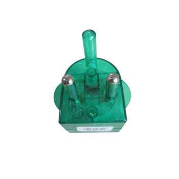 Picture of UL-R16T 5pcs 2PIN PLUG GREEN/1*60