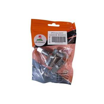 Picture of JS016-002 4P Duty adapter set/1*90