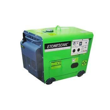 图片 EG-6500 5500w Super silent diesel power/1*1