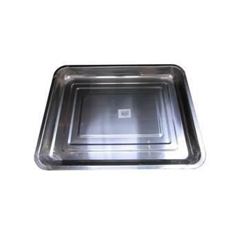 图片 BS-8102 35*45 Square food tray/1*100