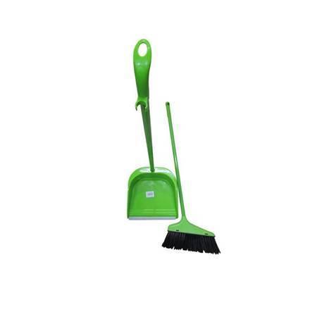 Imagem de BS-5476  Broom+Dustpan set/1*60