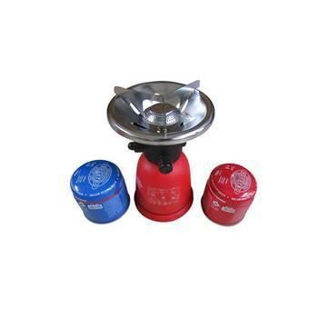 图片 GAS150 Portable gas stove+2gas cartridges/1*12