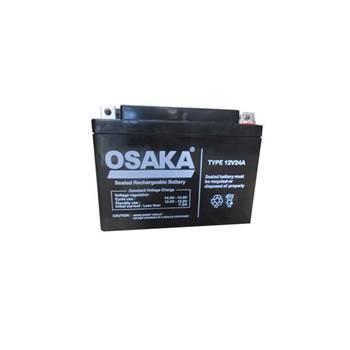 Picture of 12V24A osaka AUTO battery/1*2