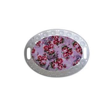 Imagem de BS-8242 38*29 Egg shape plate/1*80