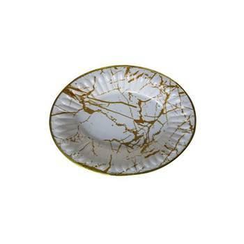 Imagem de BS-8240 33*26 Egg shape plate/1*120