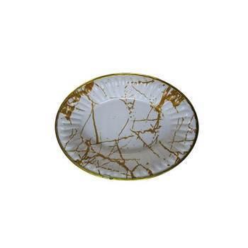 Imagem de BS-8238 25*19 Egg shape plate/1*300