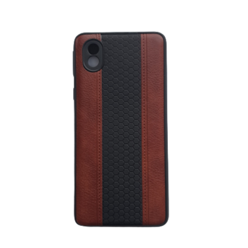 Imagem de Samsung A3 Core Stripped Leather Case