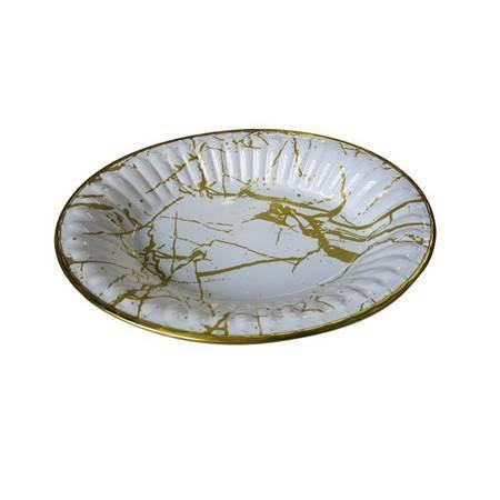Imagem de BS-8239 30*23 Egg shape plate/1*200