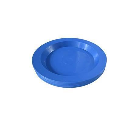 Imagem de Bright plastics 10p raund plate/1*60